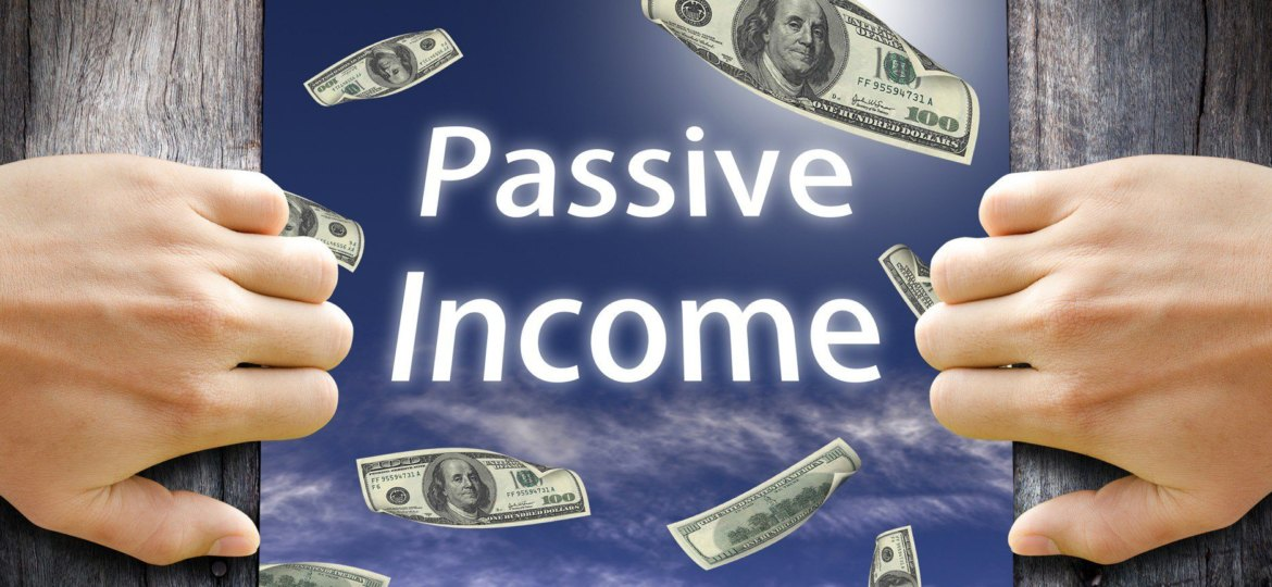 how to earn passive income online