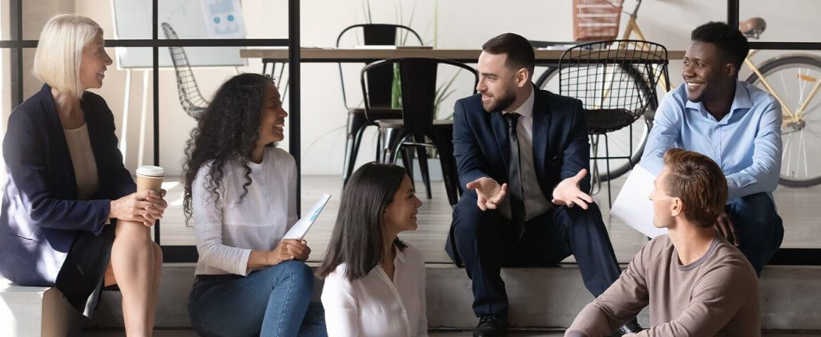 how business entrepreneur mentors can help you a group discussion