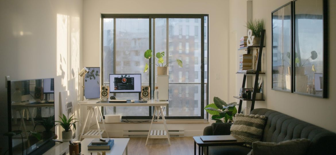 essentials of a home office