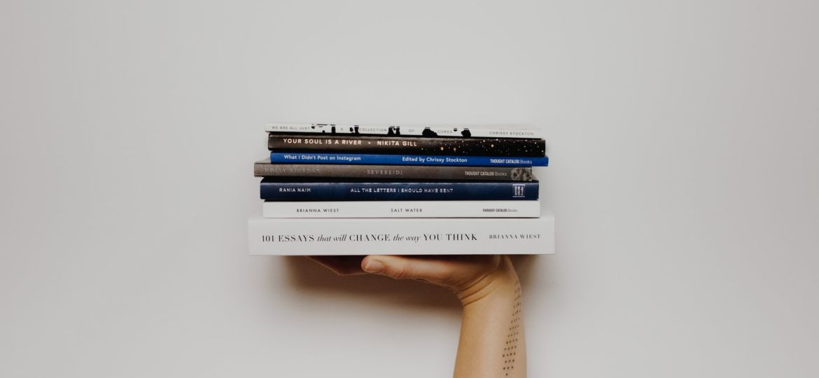 book recommendations from our team